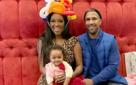 Kenya Moore's Baby Girl, Brooklyn Daly Makes A Fashion Statement That Impresses Fans