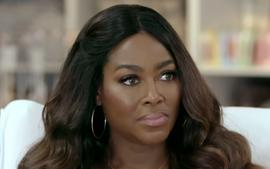 Kenya Moore Posts About The RHOA Reunion And Mentions That She Is Not Shading Anyone