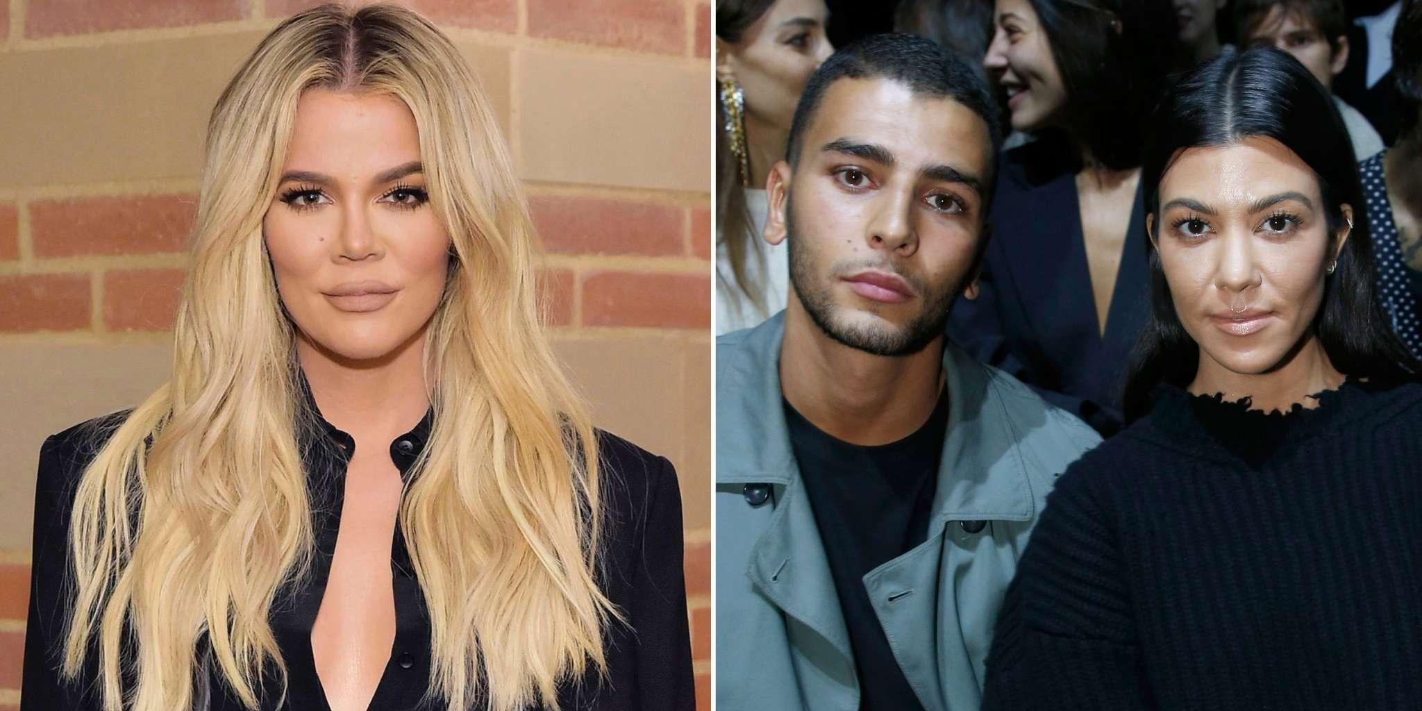 KUWTK: Khloe Kardashian Drags Sister Kourtney's Ex-Boyfriend Younes Bendjima
