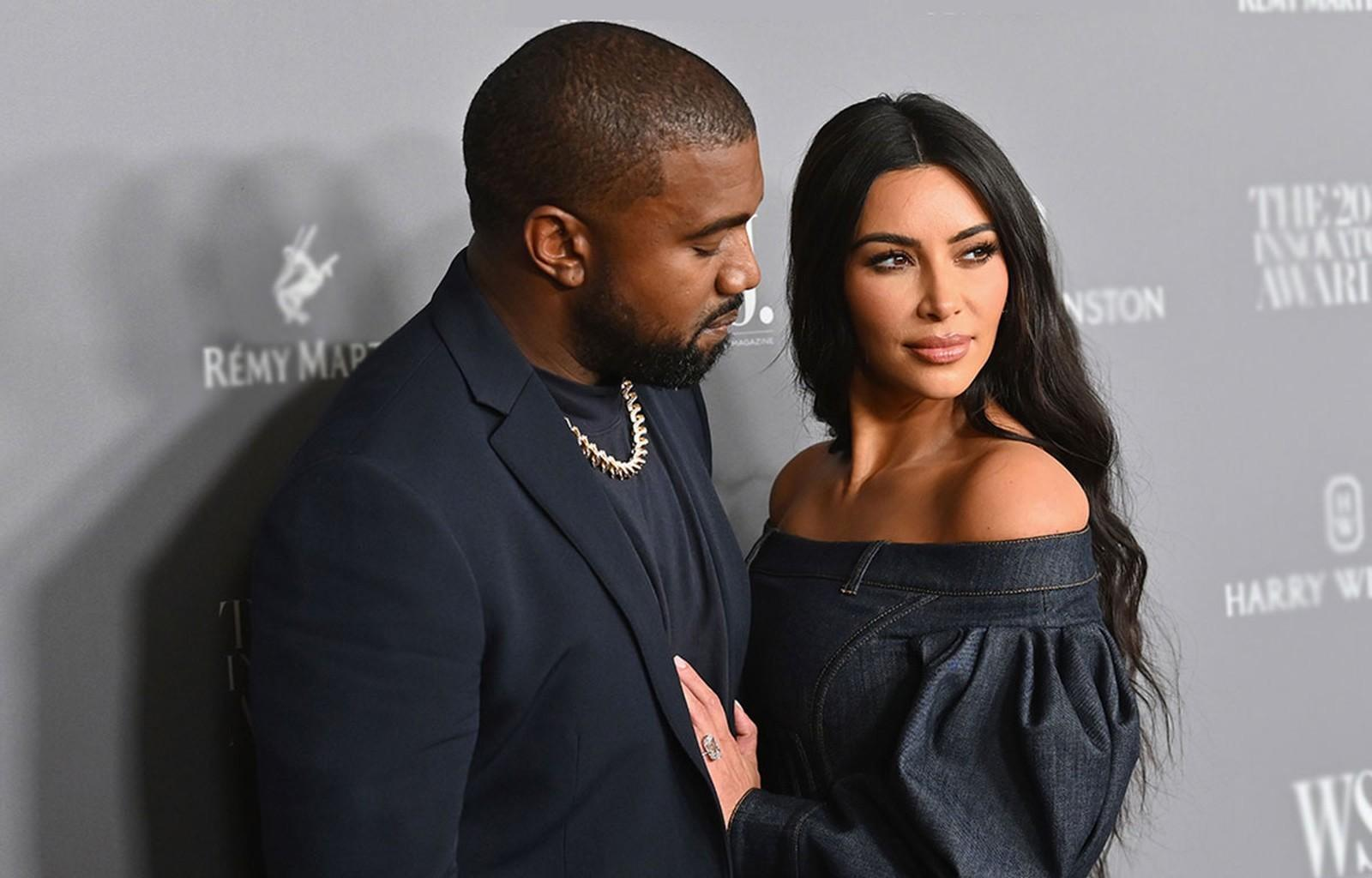 KUWTK: Kim Kardashian And Kanye West Reportedly No Longer On Speaking Terms After The Rapper Changes His Number!