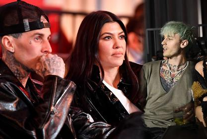 KUWTK: Kourtney Kardashian And Travis Barker Often Go On Double Dates With Megan Fox And Machine Gun Kelly - Here's Why!