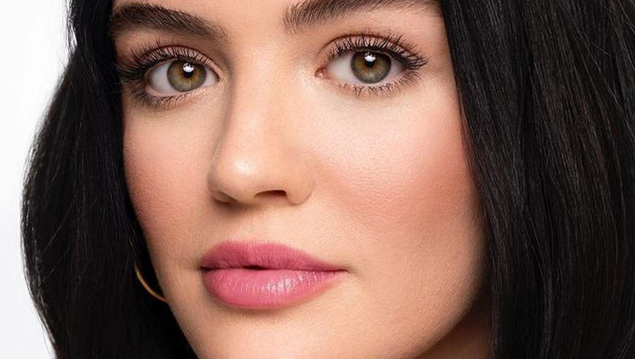 Lucy Hale Is Decked Out In Dolce & Gabbana With Blonde Hair — See The Look