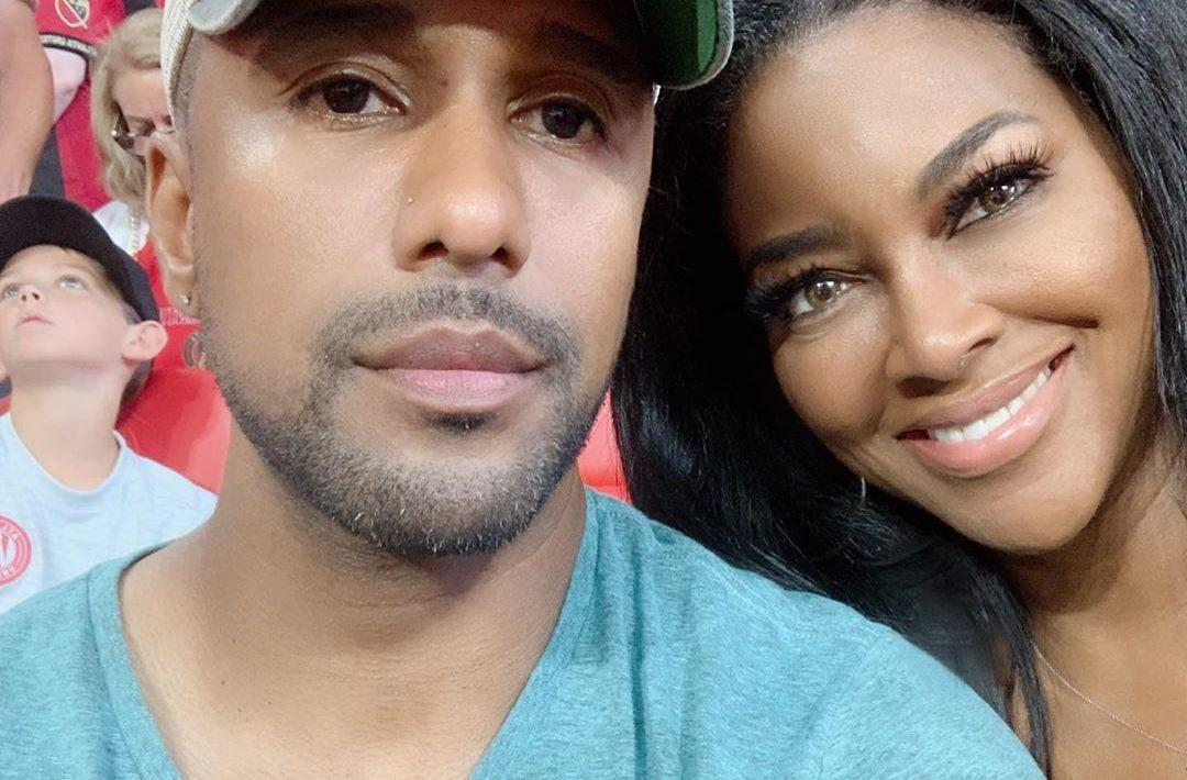 Kenya Moore Surprises Fans By Posting A Video Featuring Marc Daly