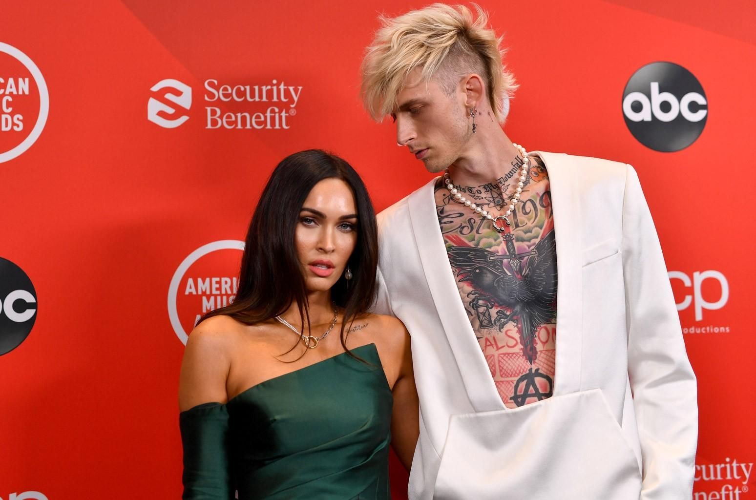 Megan Fox And Machine Gun Kelly Excited To Celebrate A Year Since Their First Meeting - 'They Are More In Love Than Ever!'
