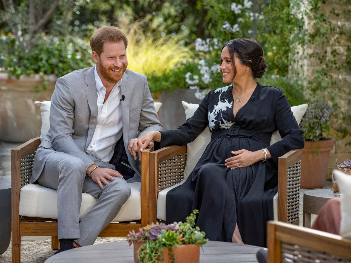 Meghan Markle And Prince Harry Tell Oprah About The Sex Of Baby Number 2 - Find Out What They're Having!