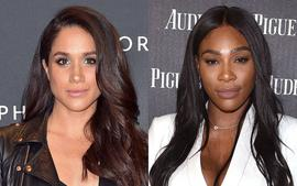 Serena Williams Explains Why She Defended Meghan Markle And Raves About Her Longtime Friend!
