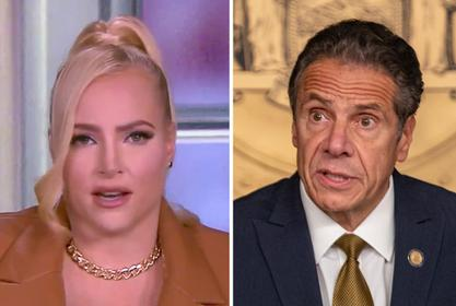 Meghan McCain Slams 'Pig And Pervert' Andrew Cuomo For His Lackluster Apology To His Victims Of Sexual Harassment!
