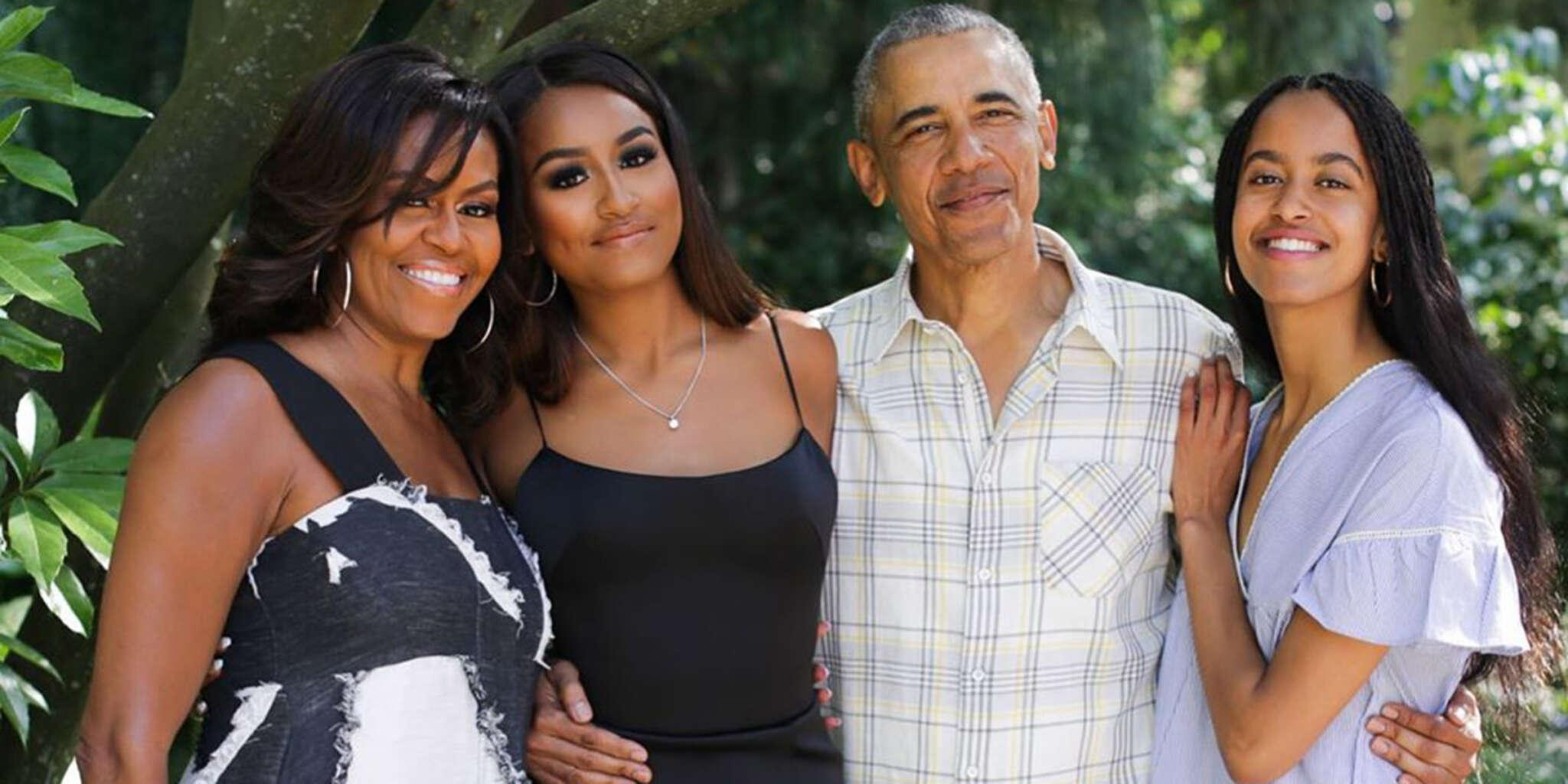 Michelle Obama Says Her Daughters With Barack Obama Are Really Opinionated And They 'Love That!'