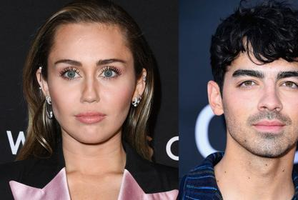 Miley Cyrus Thanks Joe Jonas And Sophie Turner For Naming Their Baby Girl After Hannah Montana And Fans Are Confused!
