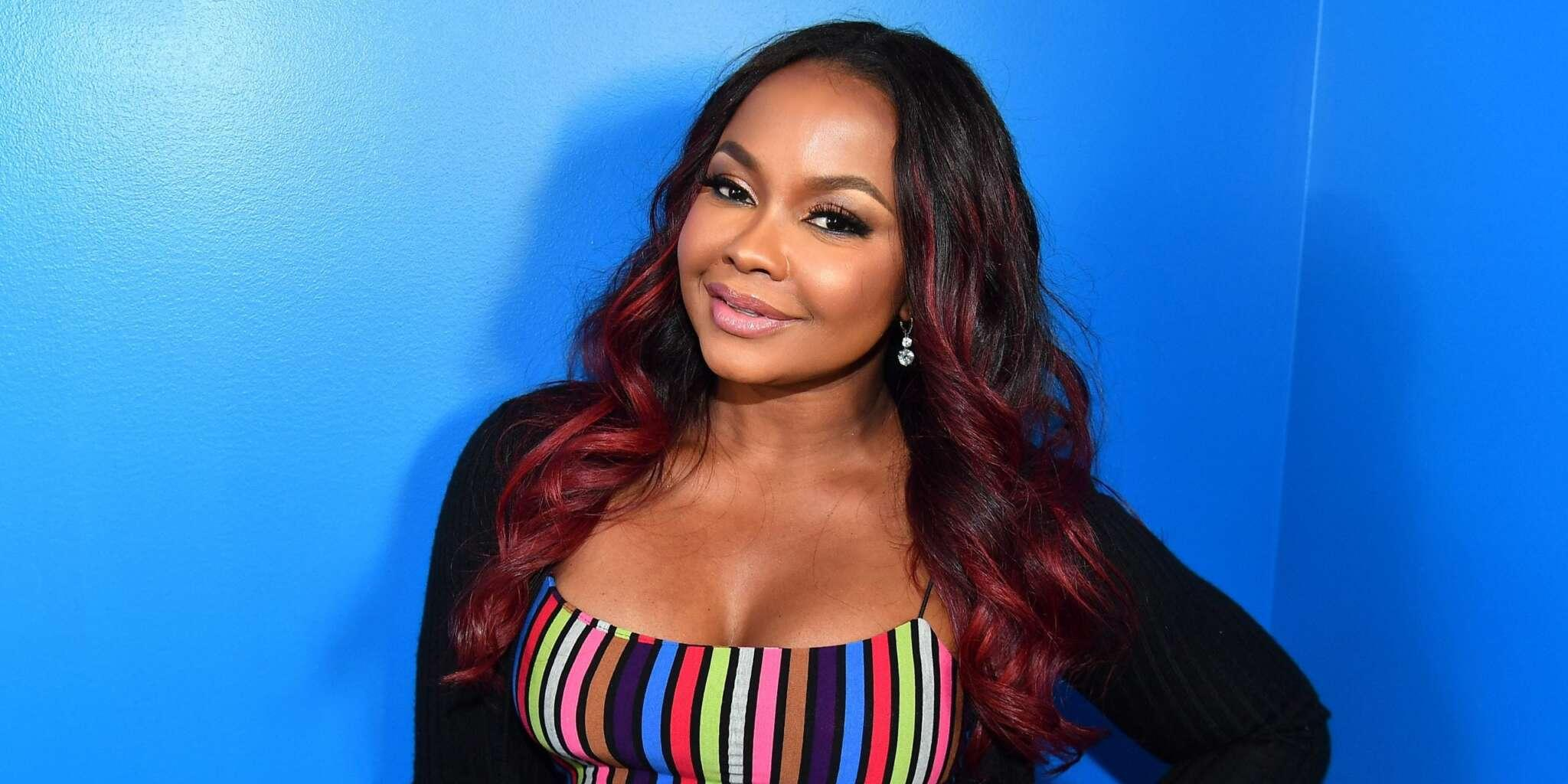 Phaedra Parks Is Celebrating These Days - See Her Post Here