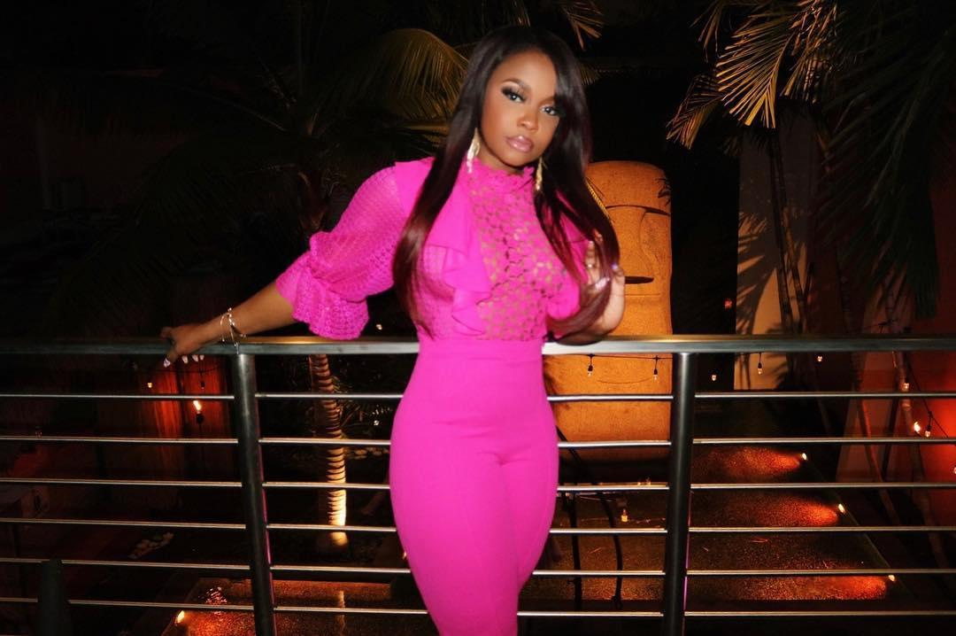 Phaedra Parks Was Featured On Dr. Oz - See Her Message