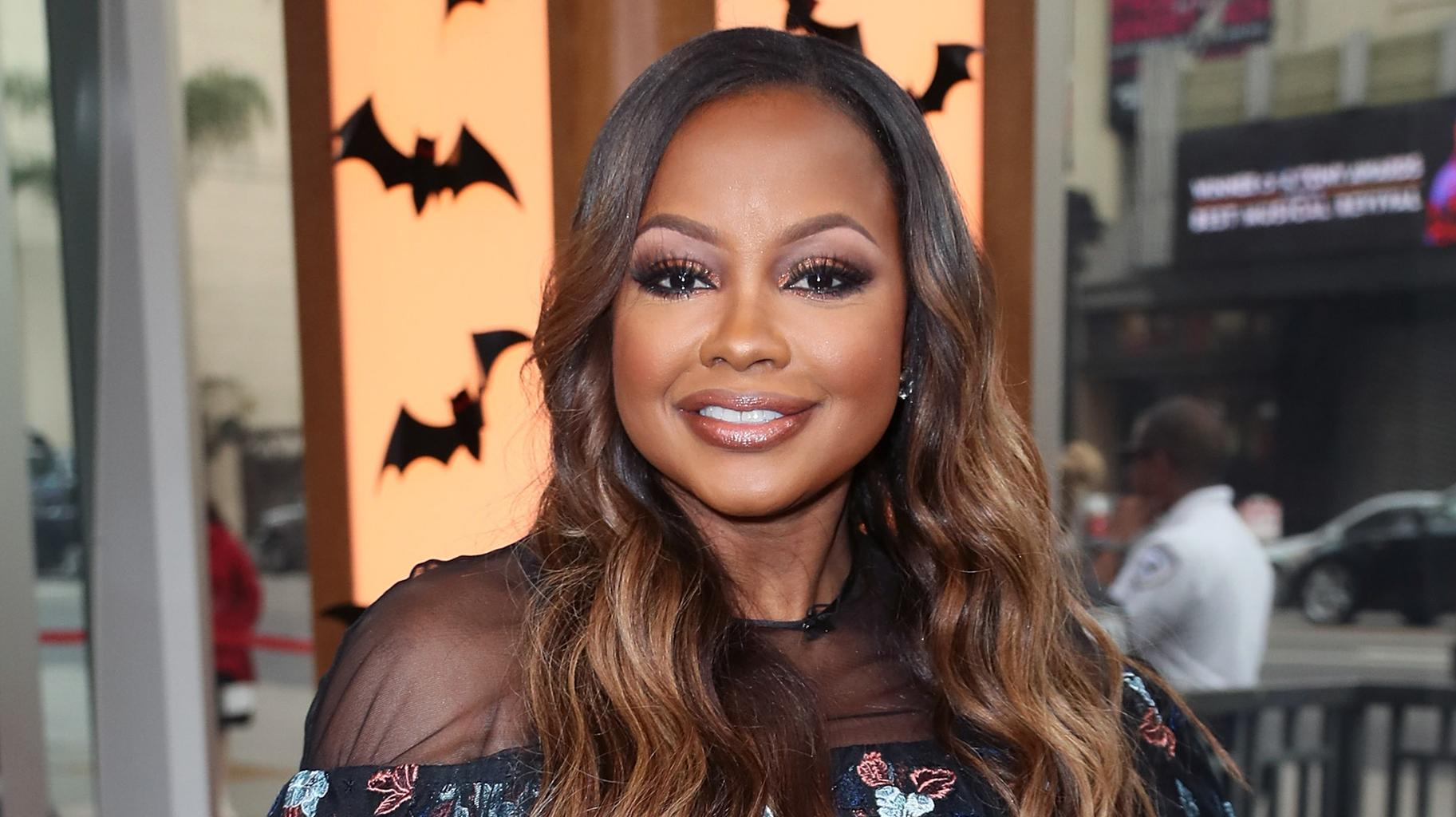 Phaedra Parks Shares Birthday Vibes With Milan Christopher