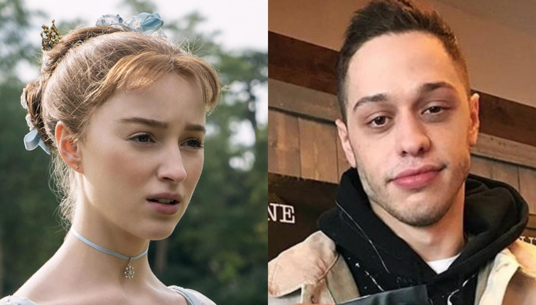 Pete Davidson And Phoebe Dynevor Reportedly Dating