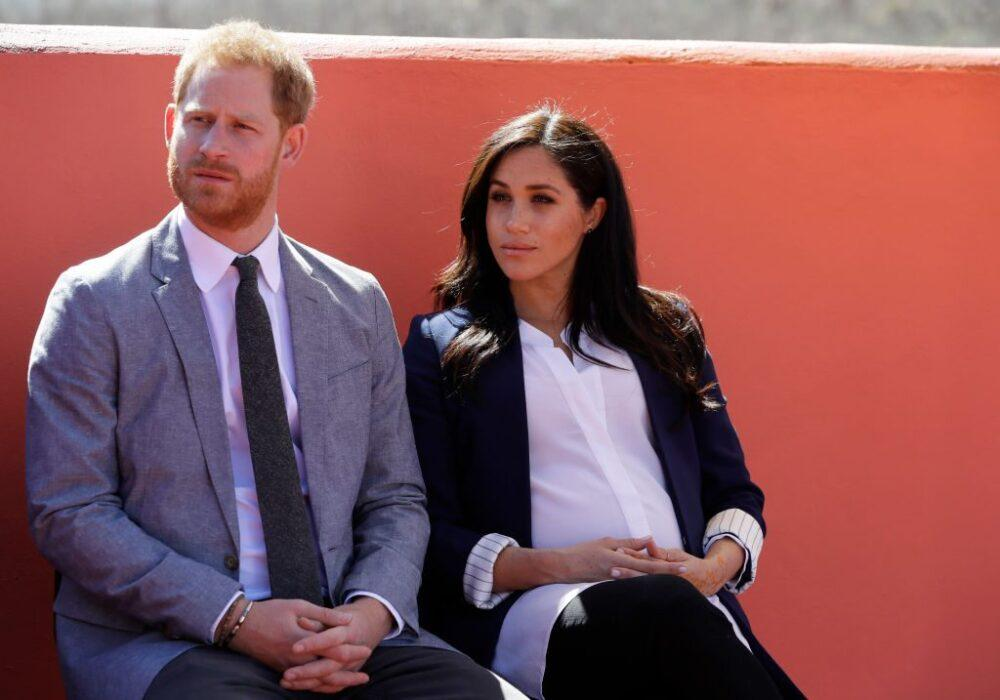 Prince Harry And Meghan Markle Paid $7.5 Million For Their CBS Interview Reports Reveal