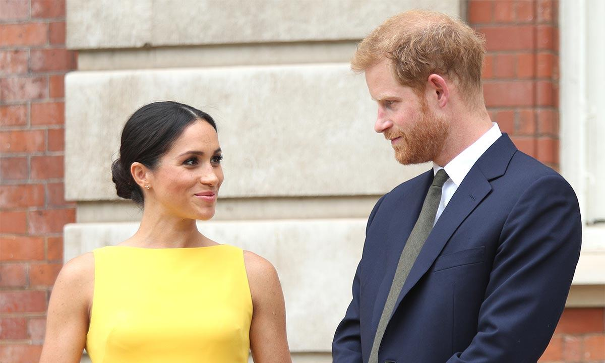 Meghan Markle And Prince Harry - Here's How They Wish Their Upcoming Oprah Interview Will Change Their Future!