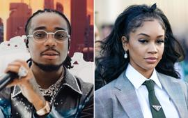 Saweetie And Quavo Confirm Split -- Fans Slam Migos Member For Gaslighting Comment