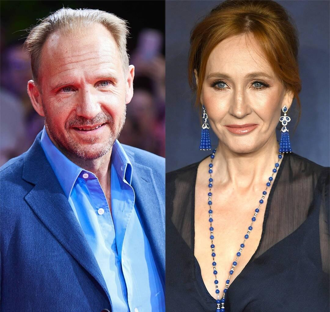 Ralph Fiennes Defends J.K. Rowling And Calls The Backlash Against Her 'Disturbing!'