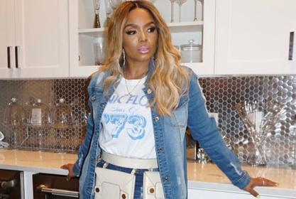 Rasheeda Frost Radiates During Her Celebration Of Mother's Day
