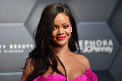 Rihanna Makes Fans Excited By Trademarking 'Fenty Hair'