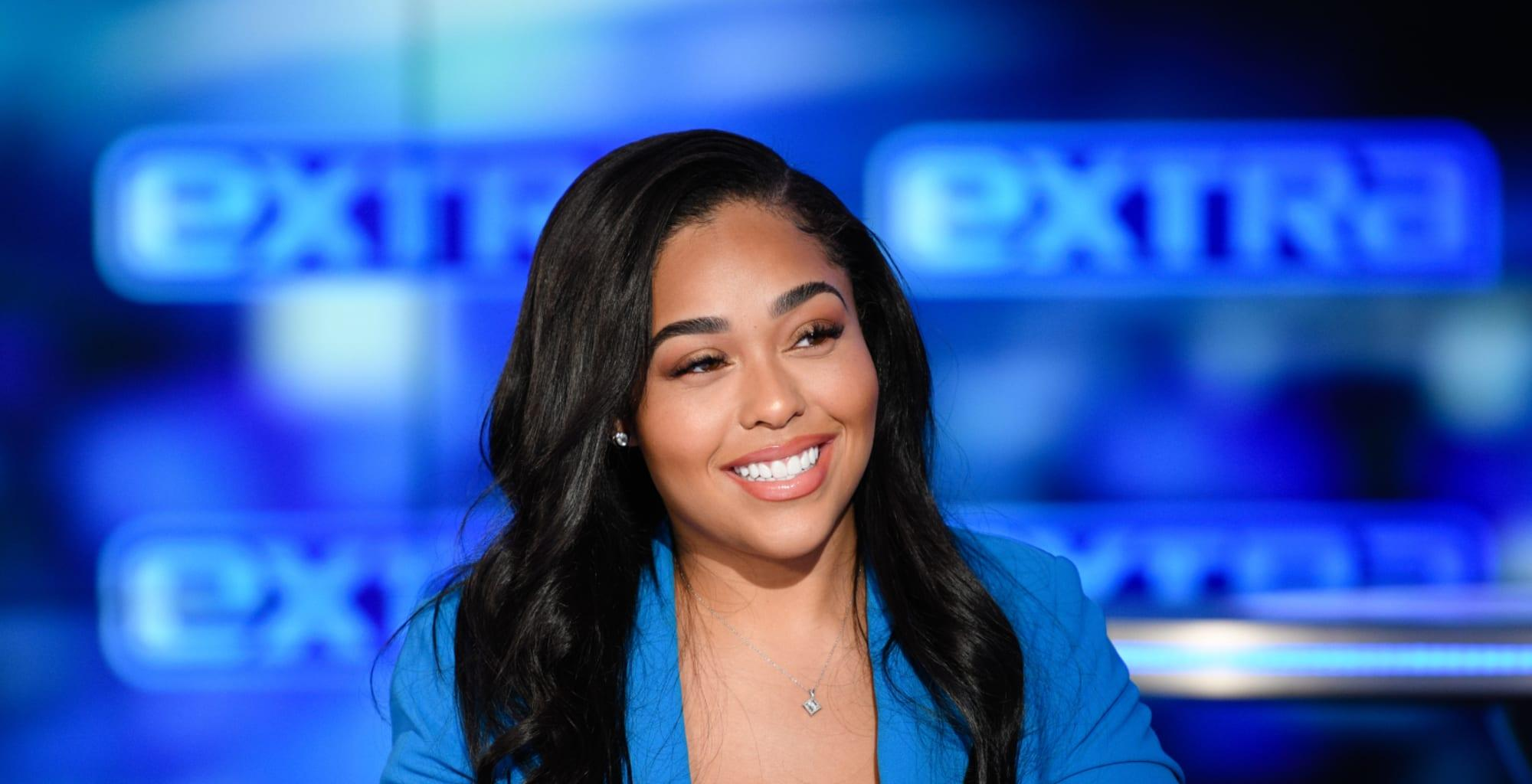 Jordyn Woods Attends Game Night And Flaunts A Gorgeous Prada Purse