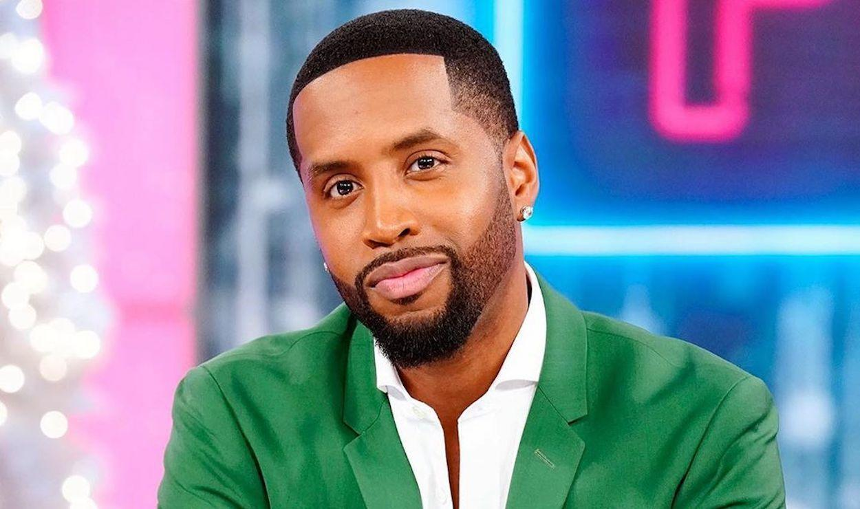 Safaree Tells Fans That He Wants To Bulk Up - Check Out His Muscles!