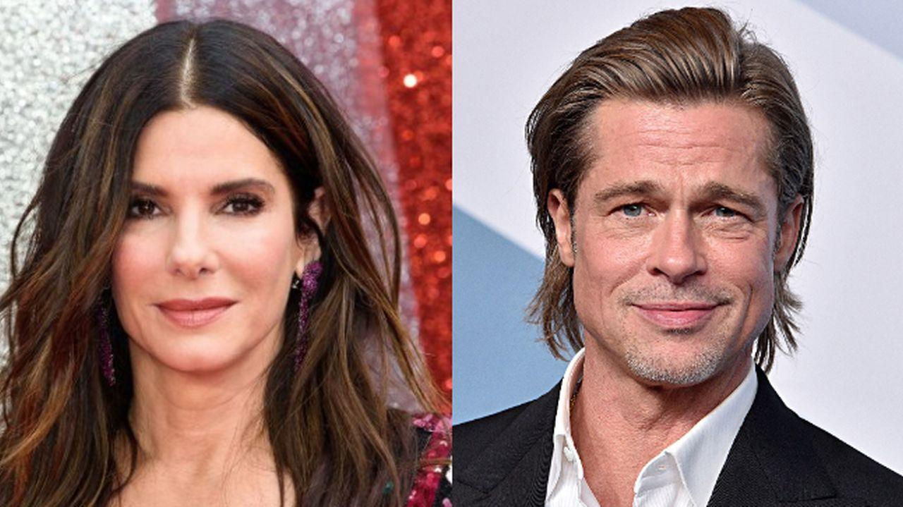 Is Brad Pitt Moving On With Sandra Bullock As Angelina Jolie Court Battle Heats Up?