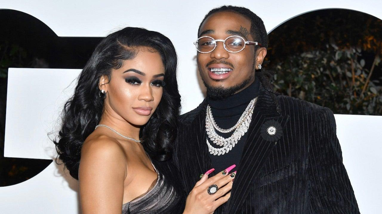 Quavo And Saweetie Fans Are Convinced They're Over After They Unfollow Each Other On Instagram!