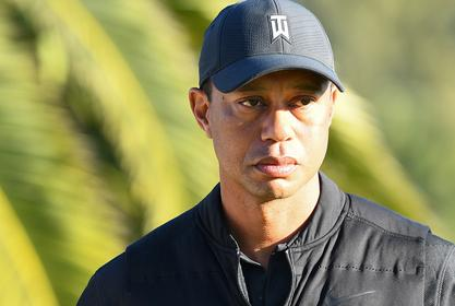 Tiger Woods Won't Let His Two Kids Visit Him In The Hospital - Here's Why!