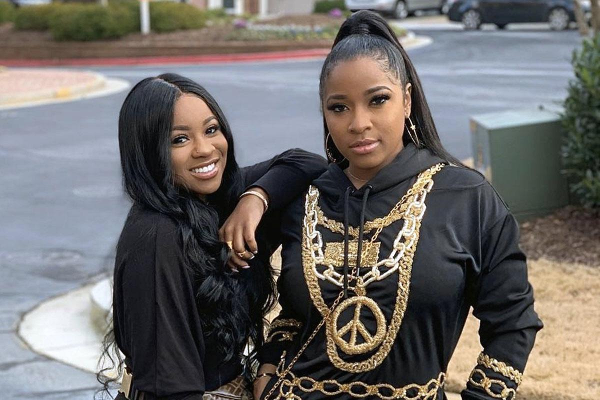 Toya Johnson Gushes Over Reginae Carter - Check Out Her Message