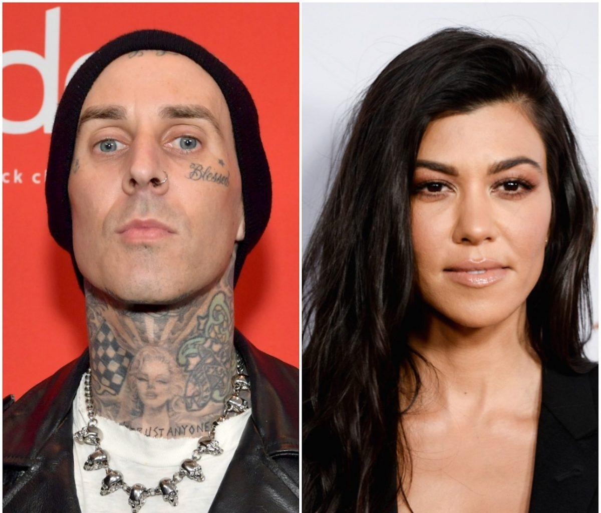 KUWTK: Travis Barker 'Completely In Love' With Kourtney Kardashian - Here's How It Went From Platonic To Romantic!