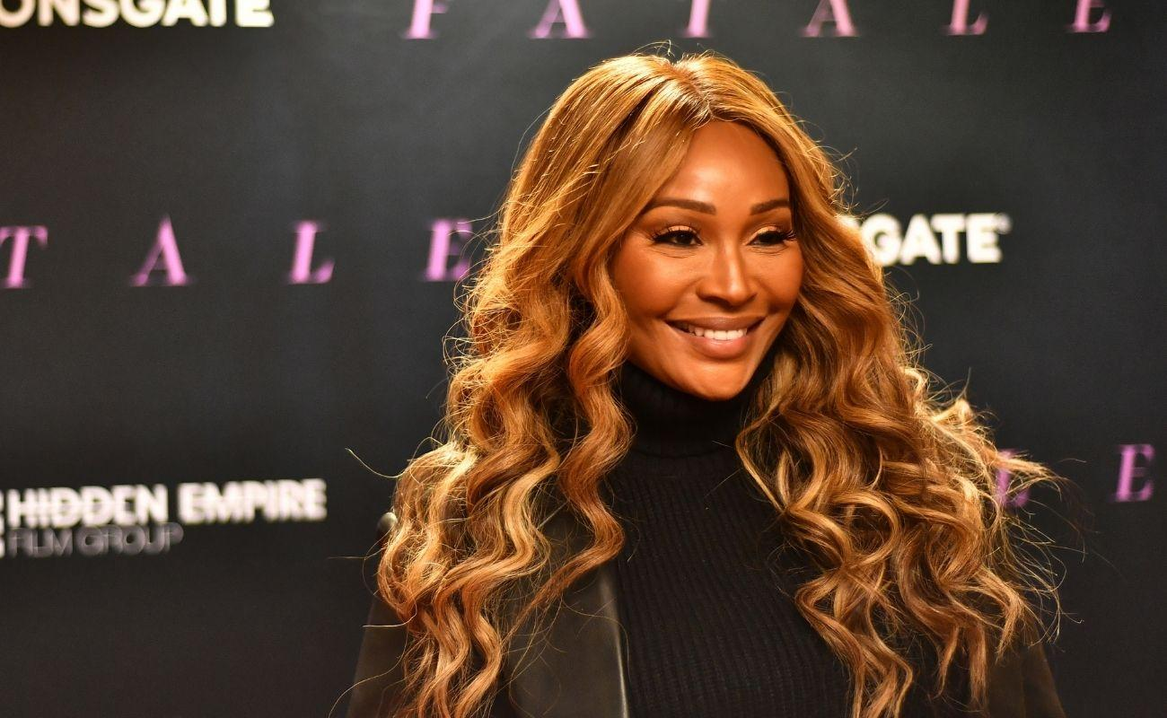 Cynthia Bailey Is Grateful For Her Wedding - Check Out Her Memories Reflected In Photos