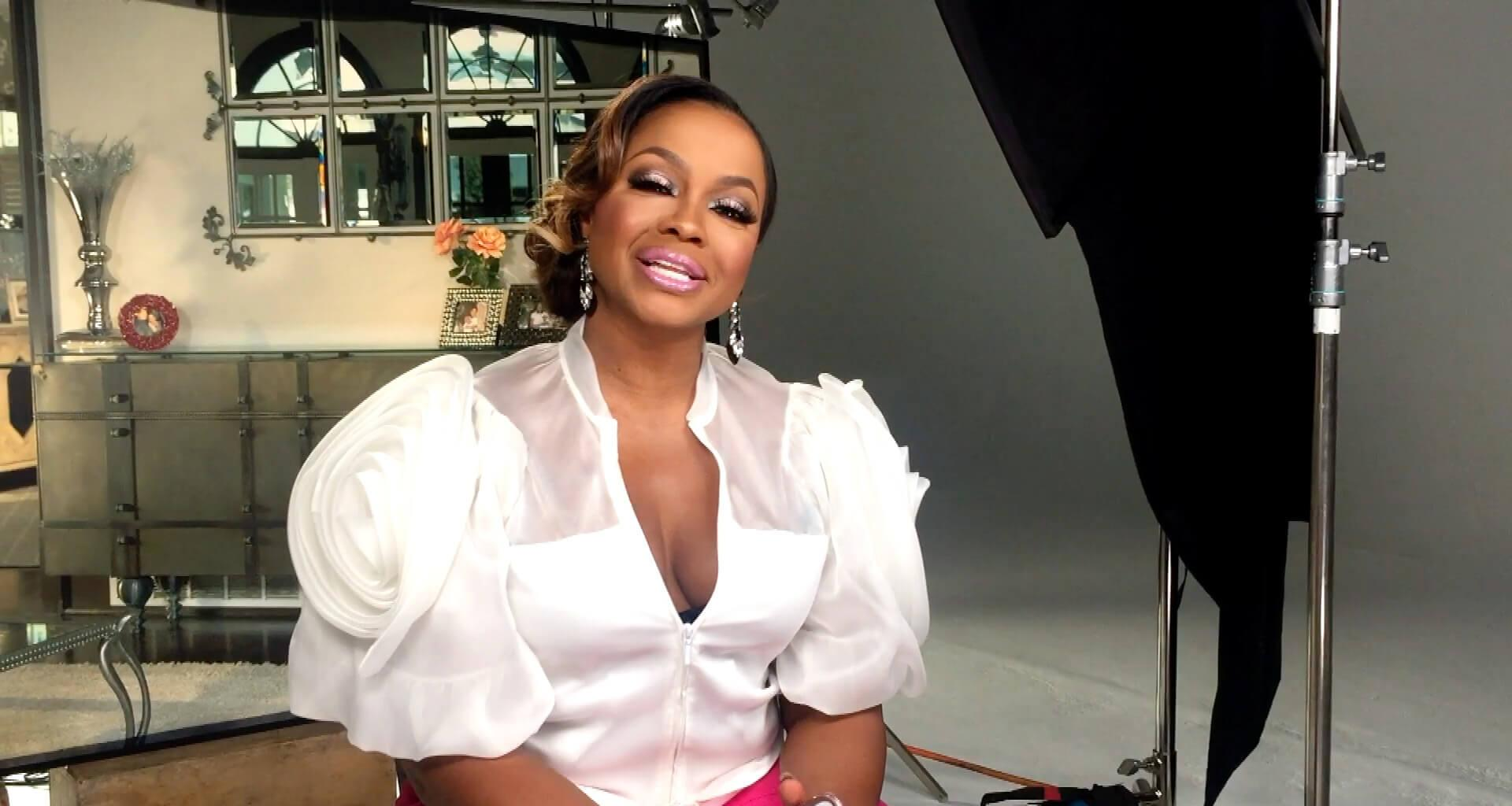 Phaedra Parks Praises Regina King - Check Out Her Post