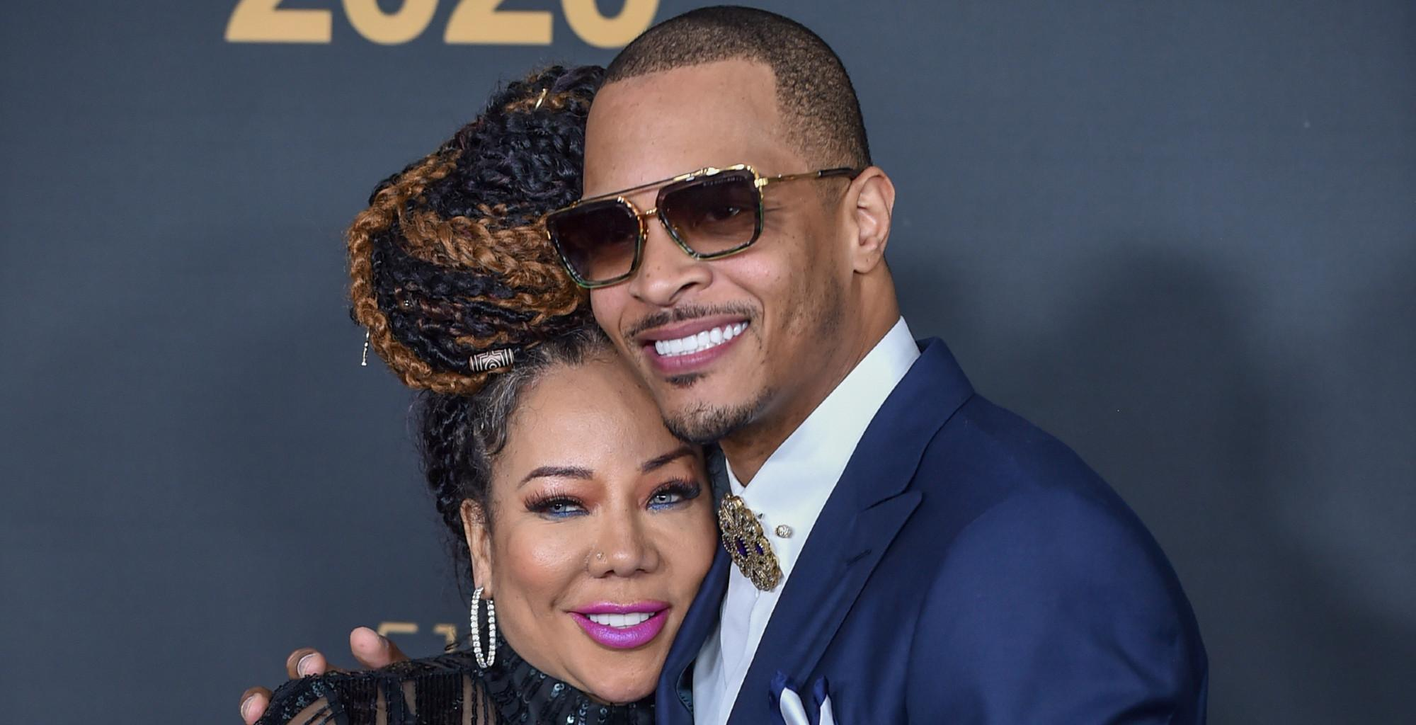 T.I. Shares A Photo That Makes Him Feel Good Following So Many 'RIP' Posts