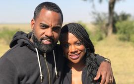 Kandi Burruss Shows Off A New Look For Todd Tucker And Fans Are Laughing Their Hearts Out - See The Clip
