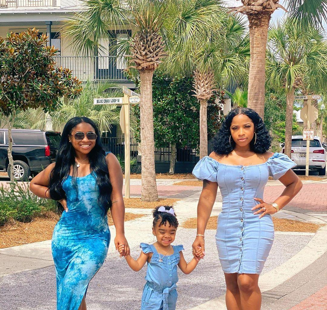 Toya Johnson's Latest Family Photos Have Fans In Awe