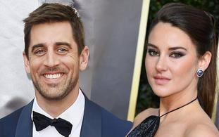 Aaron Rodgers Fans Blame Fiancee Shailene Woodley For Him Possibly Switching Teams!