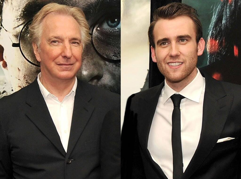 Matthew Lewis Recalls His Last Interaction With Alan Rickman On Set Of Harry Potter And It's A Conversation He Will Never Forget!