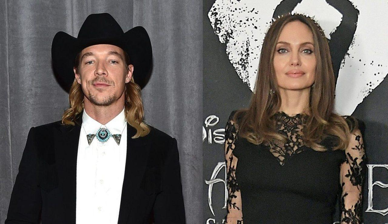 Is Angelina Jolie Dating Diplo?