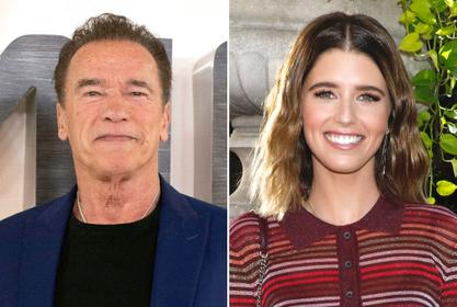 Arnold Schwarzenegger Says His Daughter Katherine Freaks Out Every Time He Gets Close To Her Baby With Chris Pratt - Here's Why!