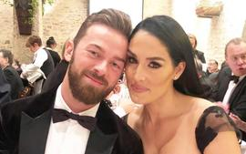 Nikki Bella Dragged For Going On Trips And Leaving Artem And Their Baby At Home - She Claps Back!