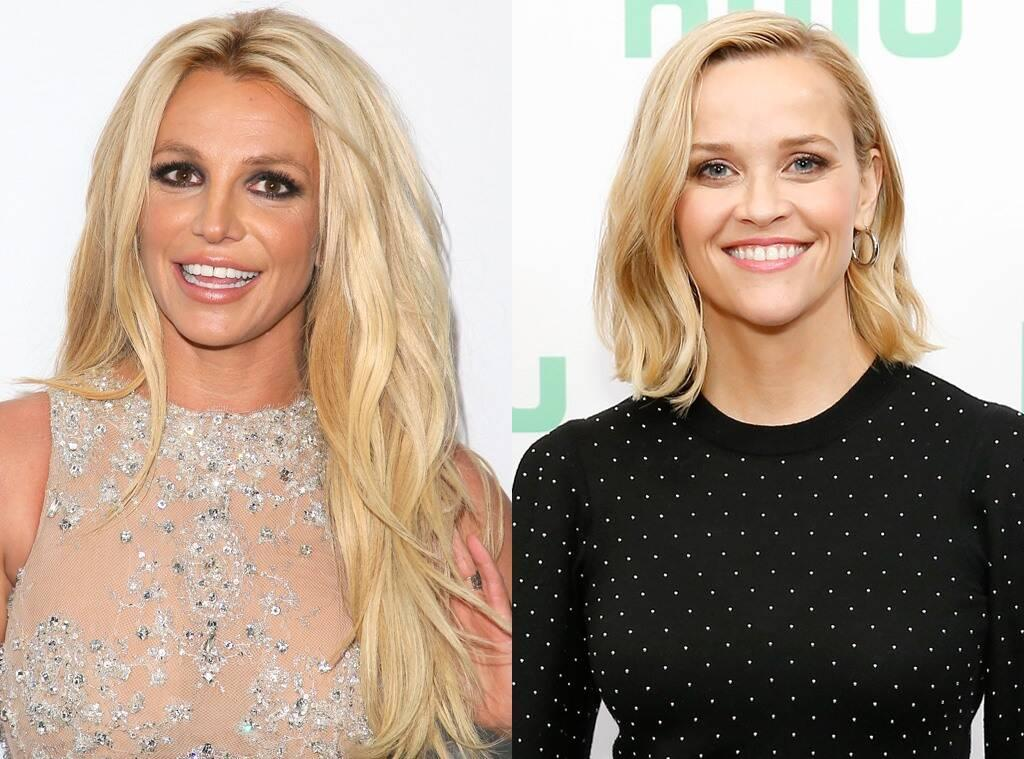 Reese Witherspoon Reveals Why She Thinks The Press Treated Her So Much Better Than Britney Spears In Their Teen Years