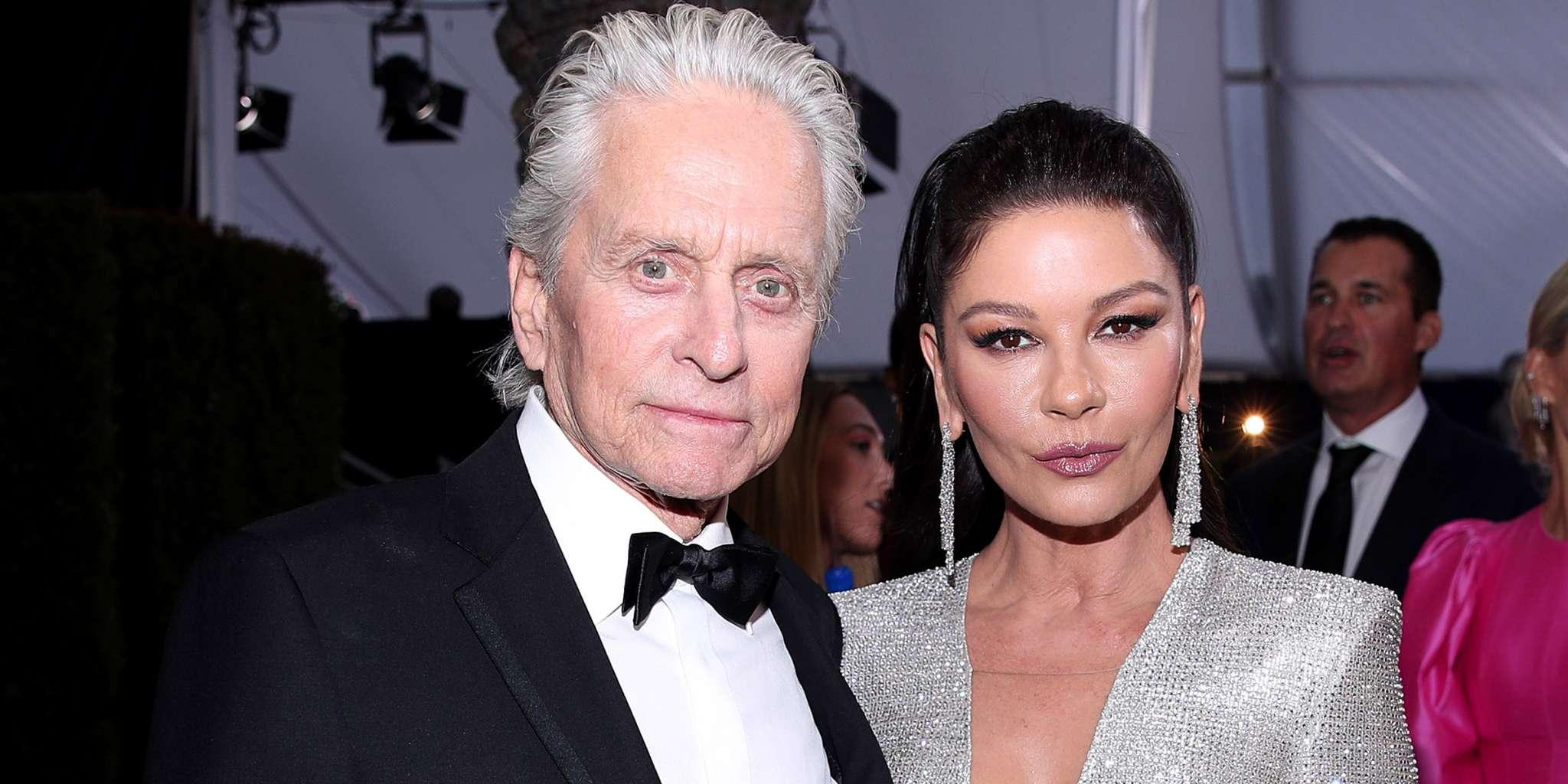 Catherine Zeta-Jones Shares The Secrets To Her And Michael Douglas' Long And Happy Marriage!