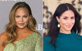 Chrissy Teigen Gushes Over 'Wonderful And Kind' New Friend Meghan Markle After The Duchess Reached Out Following The Model's Miscarriage!