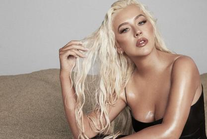 Christina Aguilera Loves Her Curves And Hated Being Super Skinny