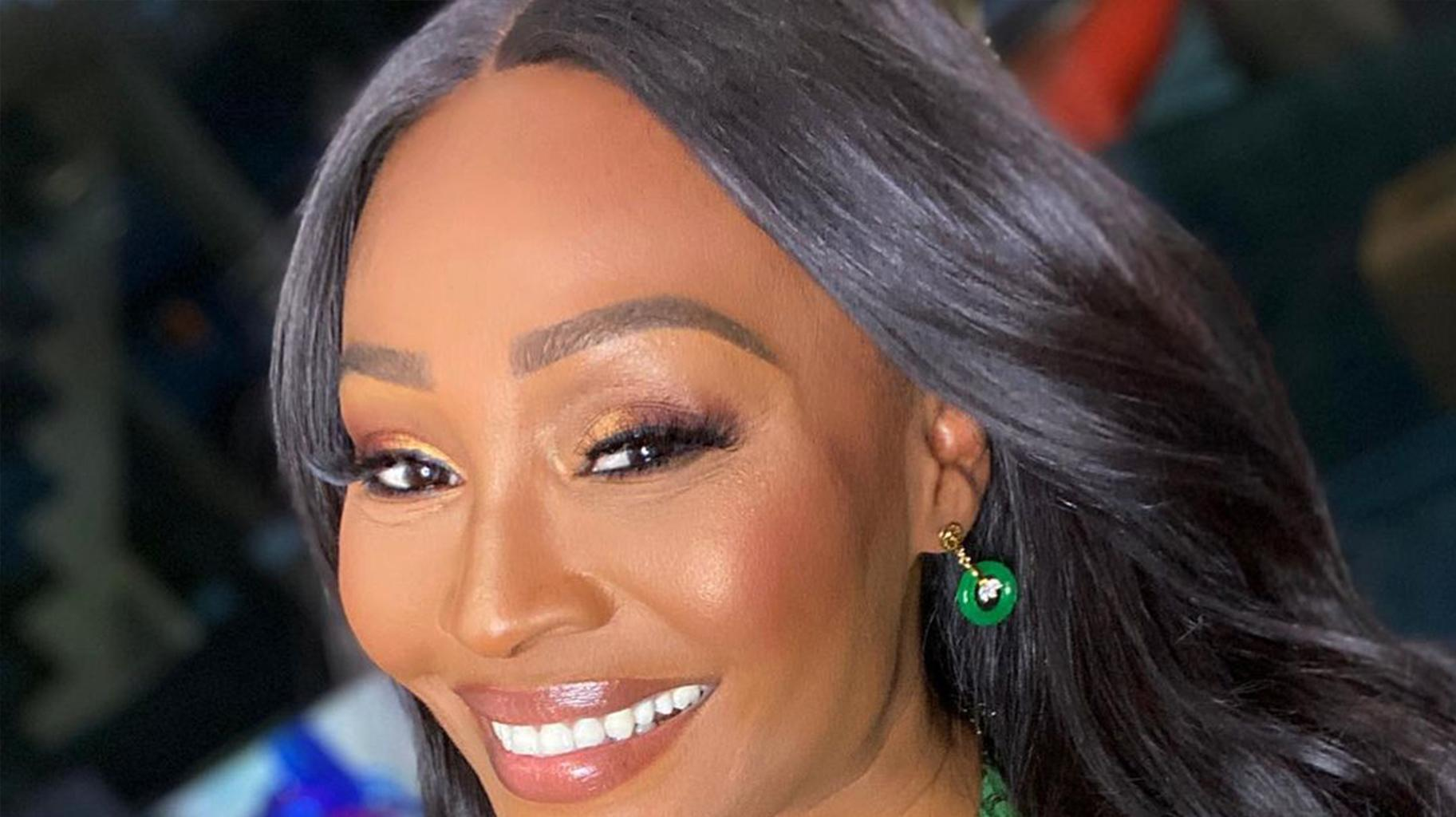 Cynthia Bailey Talks About Change - Check Out Her Post