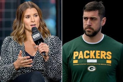 Danica Patrick Opens Up About Her Heartbreaking Aaron Rodgers Breakup