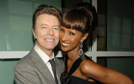 Iman Opens Up About Her And David Bowie's Love Story - Here's How They Met!