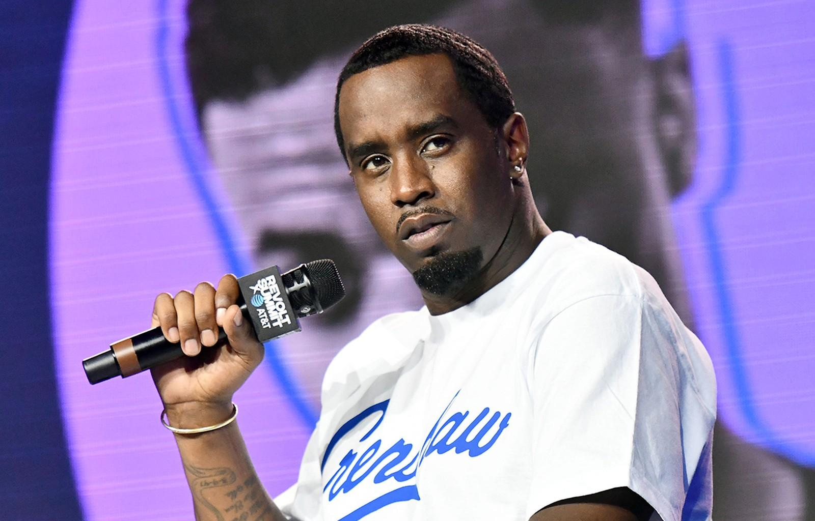 Diddy Addresses Winning His Second Oscar - Check Out The Video