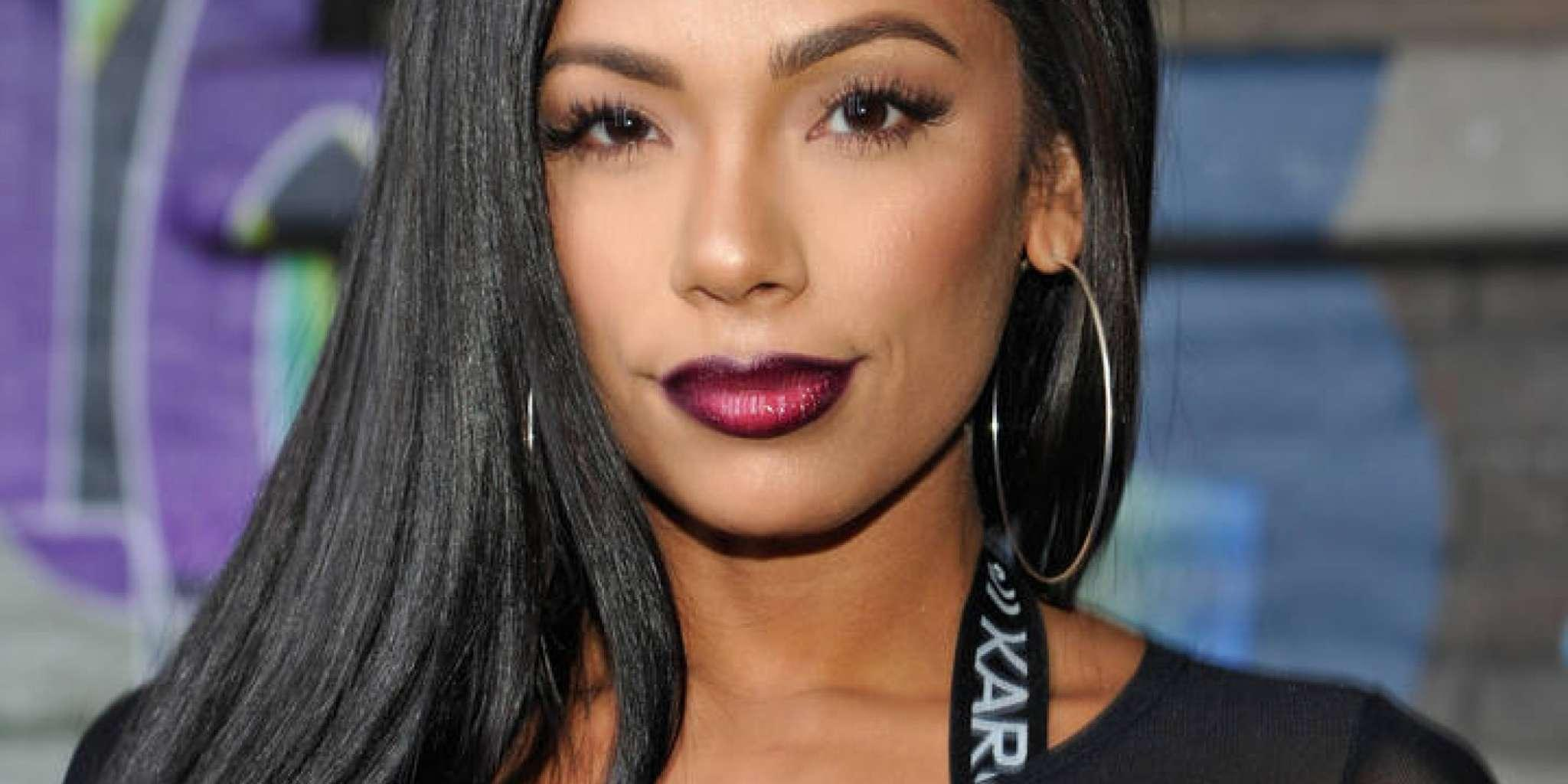 Erica Mena Flaunts Her Flawless Figure And Fans Are Blown Away  -Check Out Her Bounce Back Game