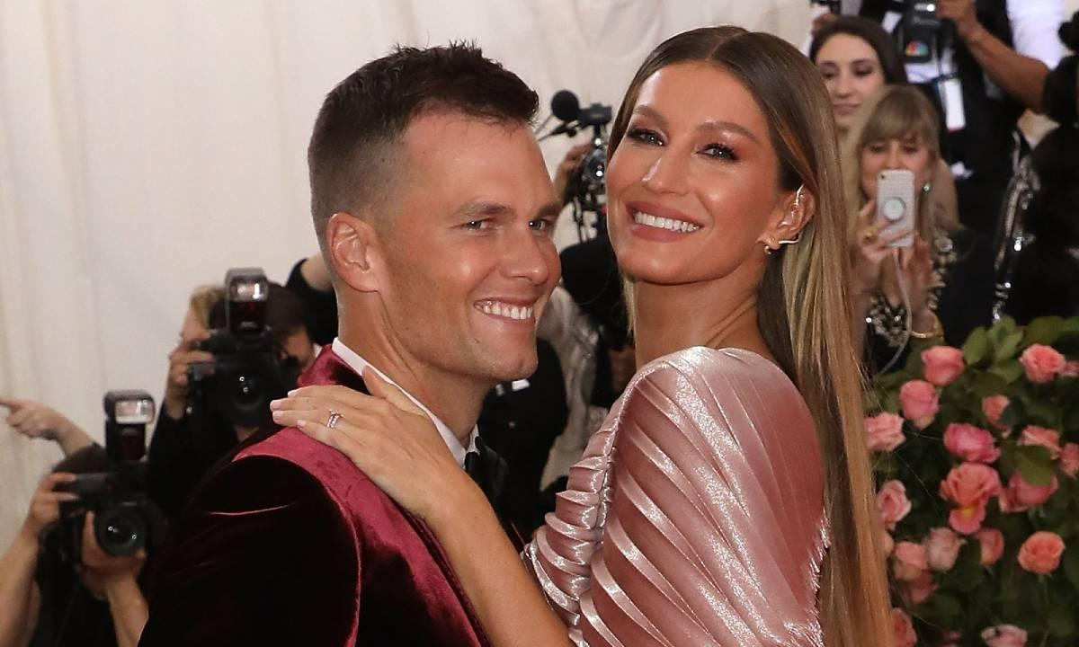 Tom Brady Raves About Beloved Wife Gisele Bundchen - Says She 'Brings Out The Best' In Him!